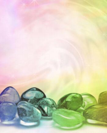 Chakra Opening Crystal Amulet