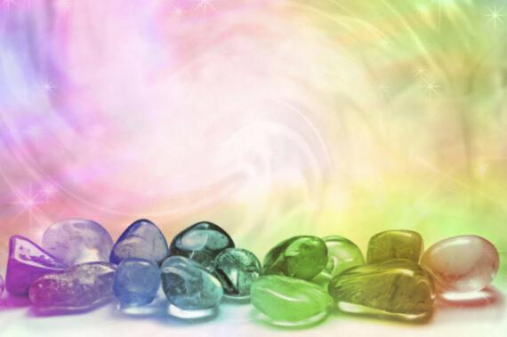 MeditatingCrystal Ring