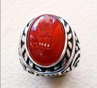 Custom Made Powerful Aqeeq Talisman/Amulets Rings