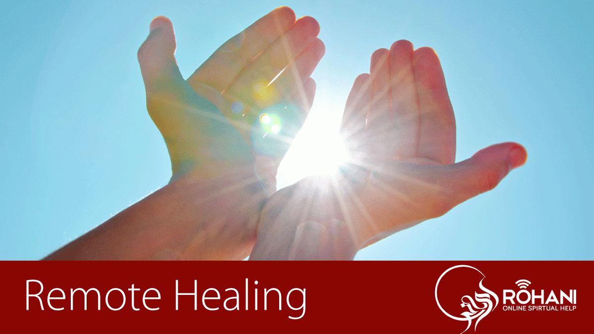 Remote SPiritual Healing- Roohani Online Spiritual Help